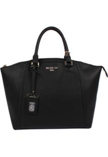 Bolsa Nicole Lee Kiley Boston Preto