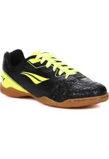 Tênis Penalty Preto/Amarelo