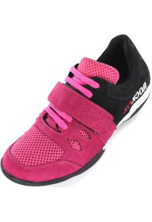 Tenis Rock Fit Grip Pink