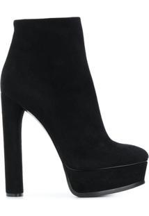Casadei Ankle Boot Plataforma - 000