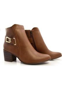 Ankle Boots Feminino Ramarim