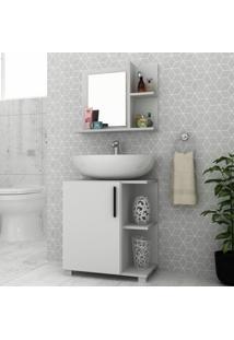 Conjunto Para Banheiro Bbn17 - Brv Móveis Elare