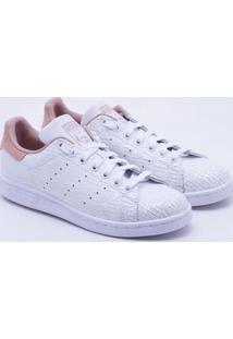 9321c0df094 ... Tênis Adidas Stan Smith Originals Branco Feminino 36