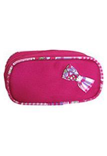 Necessaire Oval Diamante - Pink - Apparatos