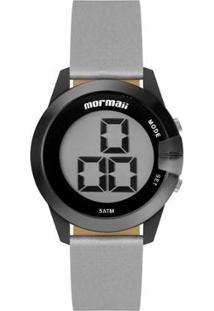 Relógio Mormaii Interestelar Feminino - Feminino-Prata