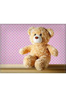 Jogo Americano Decorativo, Criativo E Descolado | Urso De Pelúcia Ted - Tamanho 30 X 40 Cm