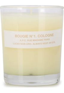 A.P.C. Scented Candle - Branco