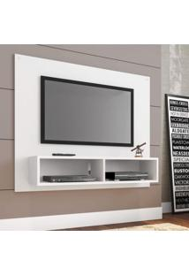 Painel Para Tv Até 39 Polegadas Dubai Siena Móveis Branco