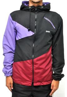 Jaqueta Corta Vento Dhg Clothing Premium Viuva Negra