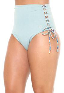 Calcinha Blue Man Hot Pant Lisa Azul