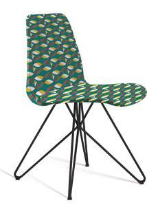 Cadeira Eames Butterfly C33-Daf Mobiliário - Colorido
