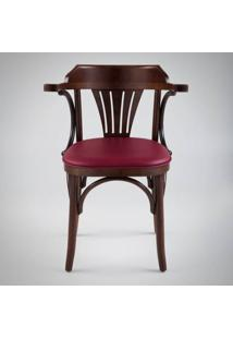 Cadeira Com Braço Arco Madeira Maciça Linha Carpenter Design By Studio Artesian