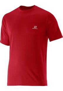 Camiseta Salomon Comet Ss Tee M Vermelho