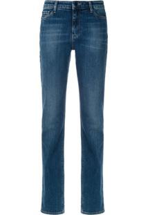 a17b1b2eb R$ 860,00. Farfetch Emporio Armani Calça Jeans ...
