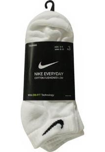 Kit C/3 Meias Nike Every Plus Cush