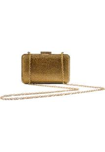 Clutch Cristais Serpui Marie