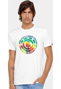 Camiseta Element Tie Dye Fill Masculina - Masculino