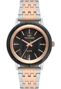 Relógio Technos Unique Bicolor 203Aad/5P Feminino - Feminino