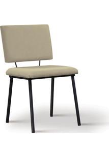 Cadeira De Jantar Antonella Bege