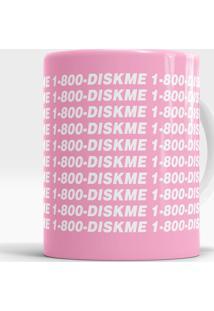 Caneca Disk Me