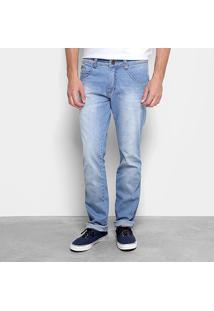 Calça Jeans Slim Biotipo Masculina - Masculino-Jeans