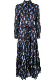 La Doublej Vestido 'Bellini' - Azul