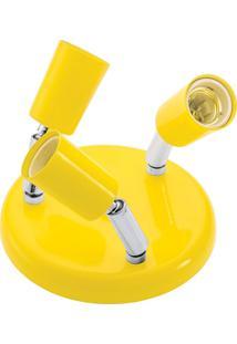 Spot Linha Missuri 8421/3 Amarelo Click Injet