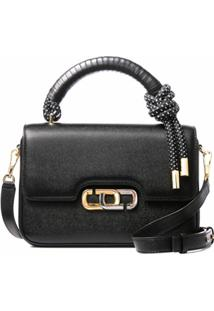 Marc Jacobs Bolsa Tiracolo The J Link - Preto