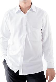 Camisa Zimpool Social Premium Branca