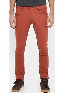 Calça Skinny Biotipo Color Masculina - Masculino