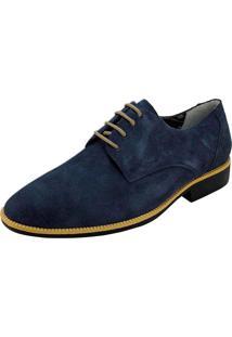 Sapato Social Sandro Moscoloni Royale Azul