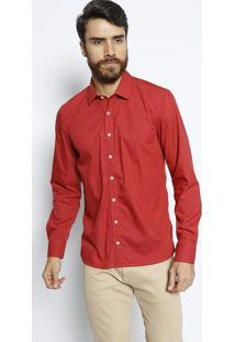 Camisa Extra Slim Lisa - Vermelhavip Reserva