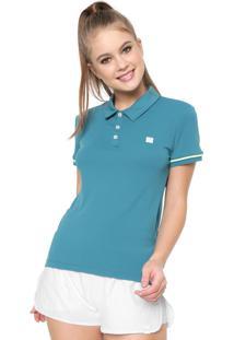 Camisa Polo Fila Soft Verde