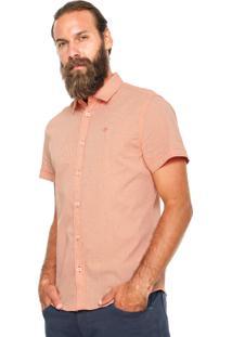 Camisa Forum Smart Laranja