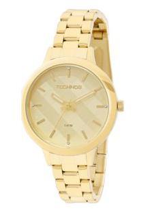 b3c7e85f7ac2d Relógio Analógico Premium Technos feminino   Shoelover