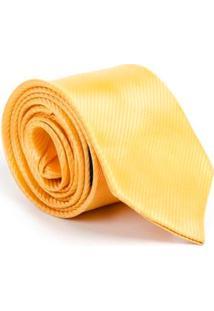 Gravata Sandro Moscoloni Gr 01 Amarelo