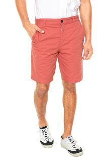 Bermuda Sarja Richards Chino Color Rosa