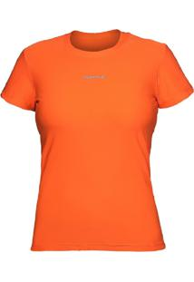 Camiseta Curto Active Fresh Mc – Laranja Gg - Kanui