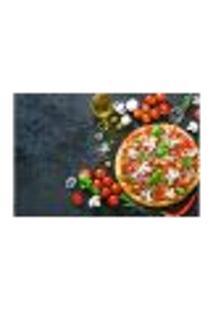 Painel Adesivo De Parede - Pizza - Pizzaria - 1221Pnm