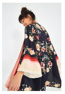 Kimono Magia De Flor
