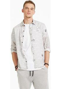 Camisa Ml Docthos - Masculino