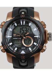 eca5a43ad7b CEA. Relógio Digital Masculino Preto Silicone Speedo 11011g0evnp2 Único -