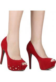 6766b478a Sapato Noiva Verniz feminino