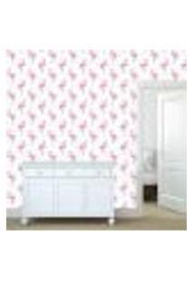 Papel De Parede Adesivo - Flamingo - 066Pps