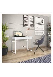 Mesa Escrivaninha Estilo Industrial Novabras Brisa 1 Gaveta