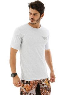 Camiseta Everlast Boxing Brand Cinza