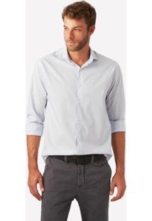 Camisa Social Foxton Ml Copenhague Masculina - Masculino