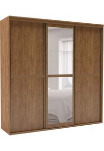 Guarda-Roupa Casal Sofisticato I Com Espelho 3 Pt 6 Gv Álamo