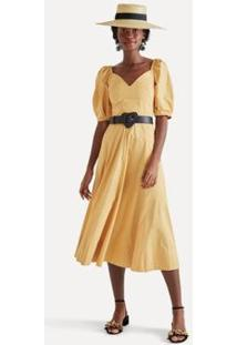 Vestido Decote Coracao Eva - Feminino