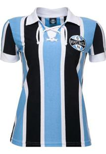 44601cf930 ... Camisa Retrô Grêmio 1930 Feminina - Feminino